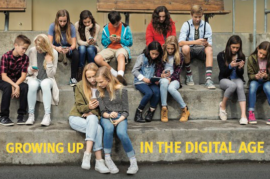 screenagers, technology, teens and technology, technology education, screentime