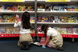 Lower School Book Fair @ LS Commons