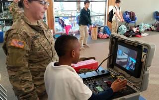 707th ordnance company, robotics, technology