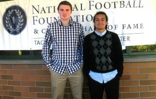 football, national football foundation, awards, honors, high school student athletes