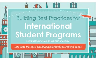 international students, building best practices, nwais