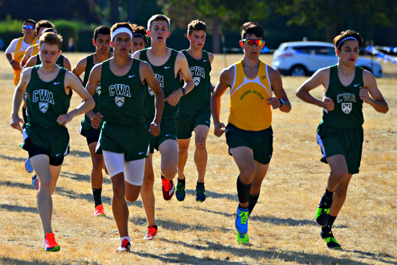 BOYS X-COUNTRY