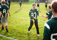 Middle School Flag Football