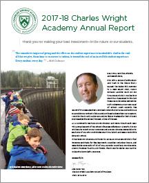 CWA 2017-18 Annual Report cover