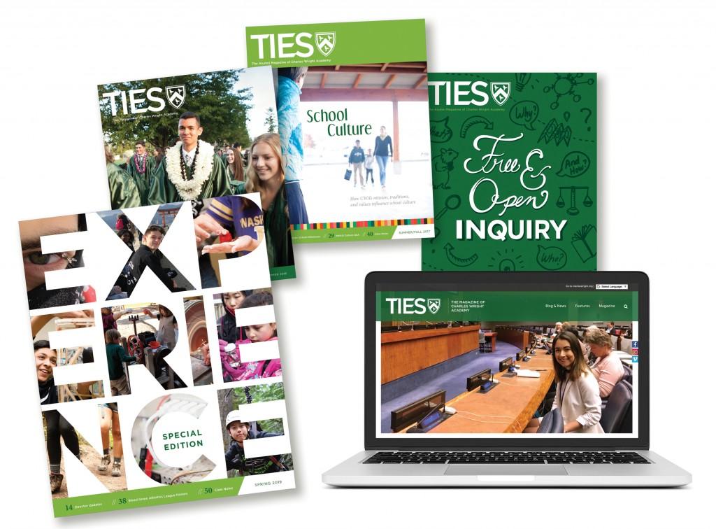 TIES alumni magazine