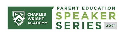 Parent Education Speaker Series logo