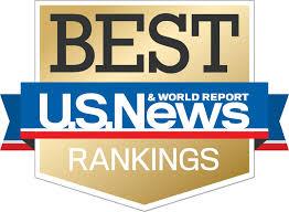 U.S. News Best Rankings logo